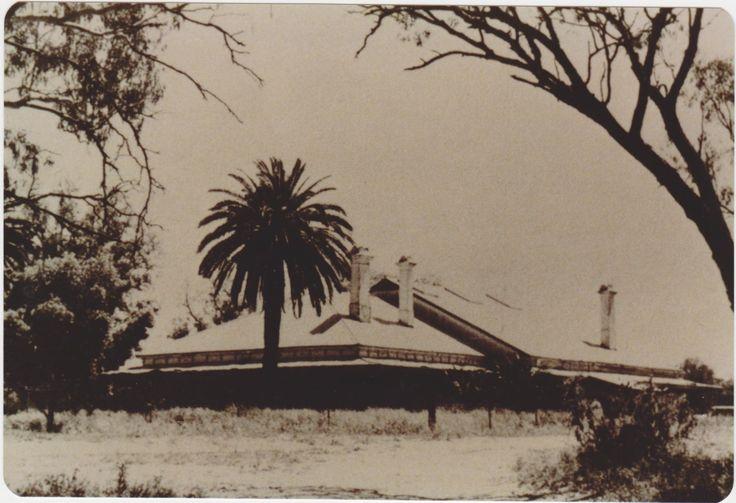 Toorale Homestead 1899.
