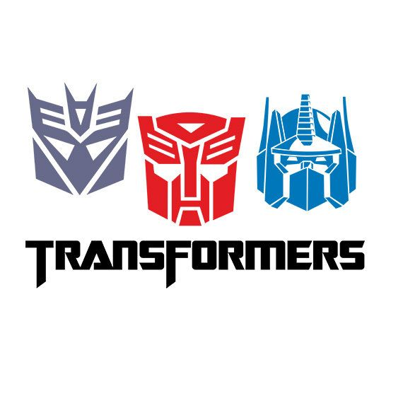 Transformers svg  Cutting Template SVG EPS Silhouette DIY Cricut Vector Instant Download