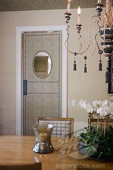 13 best porthole fantasy images on pinterest kitchen for Swinging kitchen doors residential