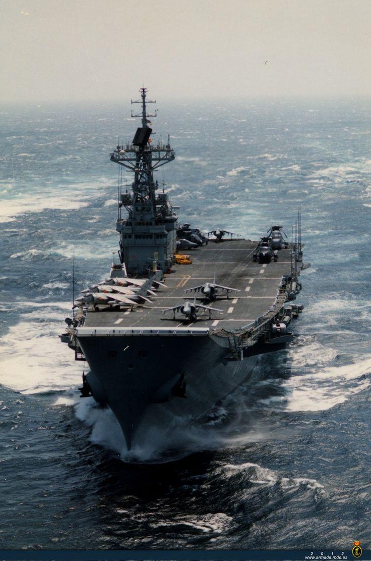Portaaviones Príncipe de Asturias - Galería Fotográfica - Armada Española - Ministerio de Defensa - Gobierno de España