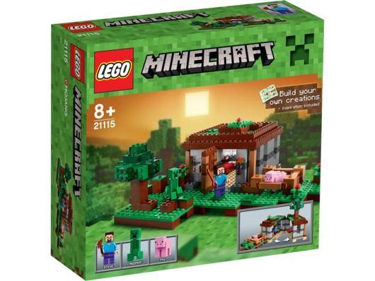Alle LEGO sets : 21115 De Eerste Nacht