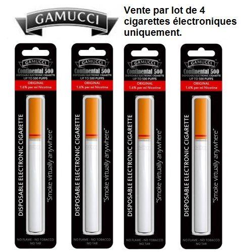 Cigarettes électroniques Gamucci jetables 500 bouffées à retrouver sur la boutique AYOUSBOX.com
