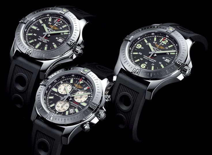 Breitling Colt Watches For 2014 Fully Embrace High-End Quartz