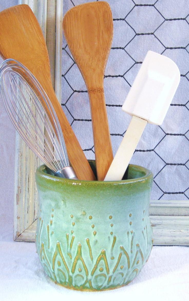 10 best images about ceramic kitchen utensils on pinterest   gold