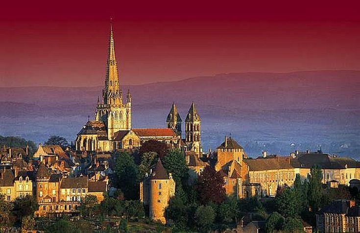 Autun, Saône et Loire