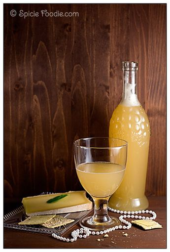 #DRINKRECIPE - Get Your Drink On With Burcak, A Young Moravian Wine