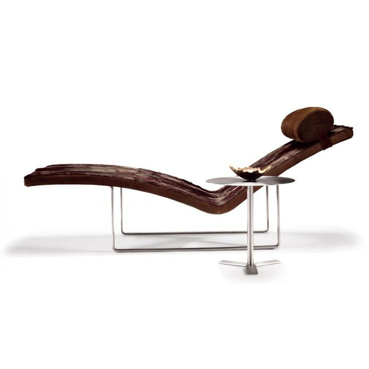 Simplicity chaise longue    Designer: Haldane Martin    The simplicity collection was originally designed for a wellness spa in cape town, the minimalist form and detail is intended to help create a sense of stillness in our otherwise busy lives.