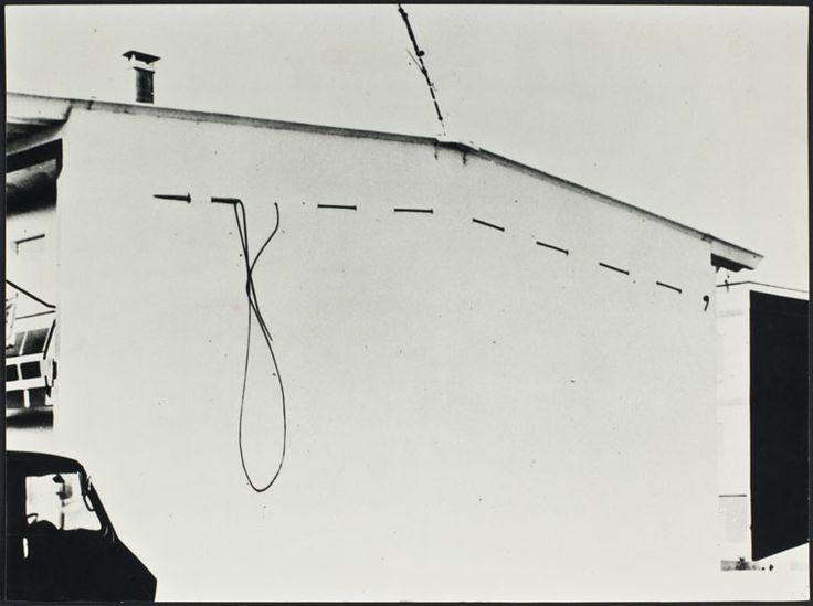 """Maria Lai - Senza titolo, 1979 - Mart, Museo di arte moderna e contemporanea di Trento e Rovereto - """"La Magnifica Ossessione"""" www.mart.tn.it/magnificaossessione"""