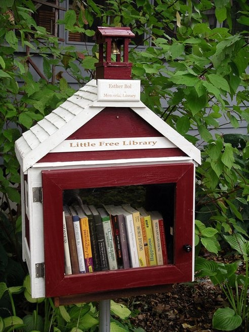 Tiny, Hyper-Local Community Libraries Popping Up Worldwide
