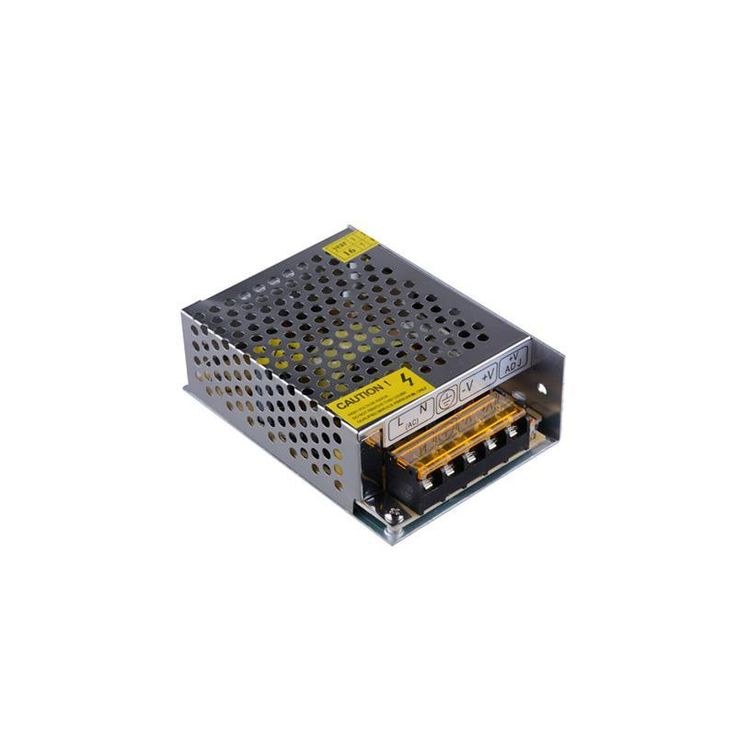 ΤΑΙΝΙΕΣ LED : ΤΡΟΦΟΔΟΤΙΚΟ 12V DC 40W IP20 N.147-70504