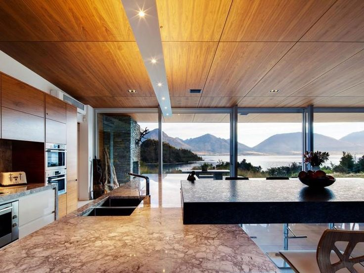 Architectural Lakeside Living | HomeDSGN, a daily source for inspiration and fresh ideas on interior design and home decoration.