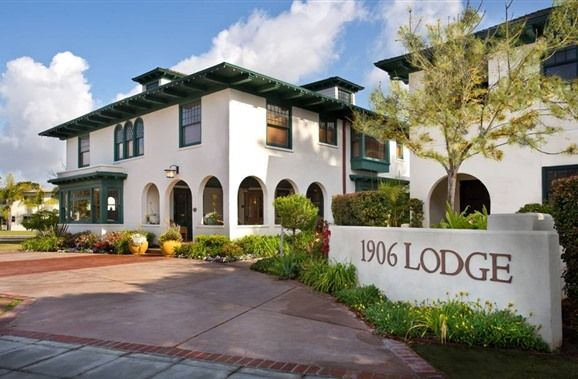 1906 Lodge, A Four Sisters Inn in Coronado, California | B