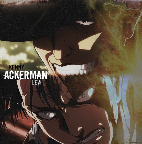Levi and Kenny Ackerman || attack on titan season 3 || | Attack on