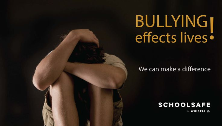 Bullying Effect Lives - Lets protect our students in schools against bullying.  Request a free demonstration today.