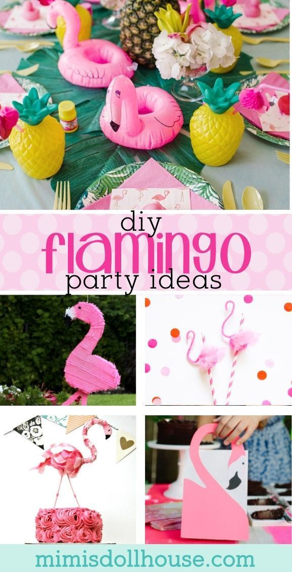 Diy Flamingo Party This Season S Hottest Flamingle Party Ideas Flamingo Themed Party Flamingo Party Pink Flamingo Party