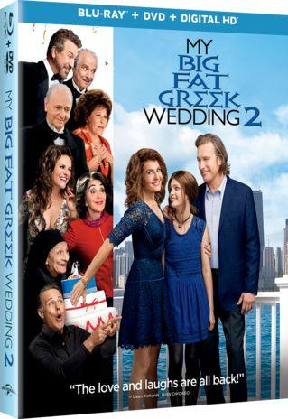 My Big Fat Greek Wedding 2 2016 Full HD 720+1080p BluRay DTS-HD MA 5.1 x264 | Top Movies