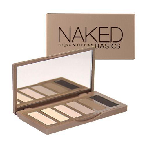 Urban Decay Naked Basics Palette $25