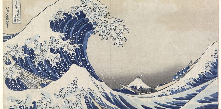 Friday essay: how a blue pigment changed the world