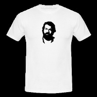 Bud Spencer T-Shirt! great #giftidea