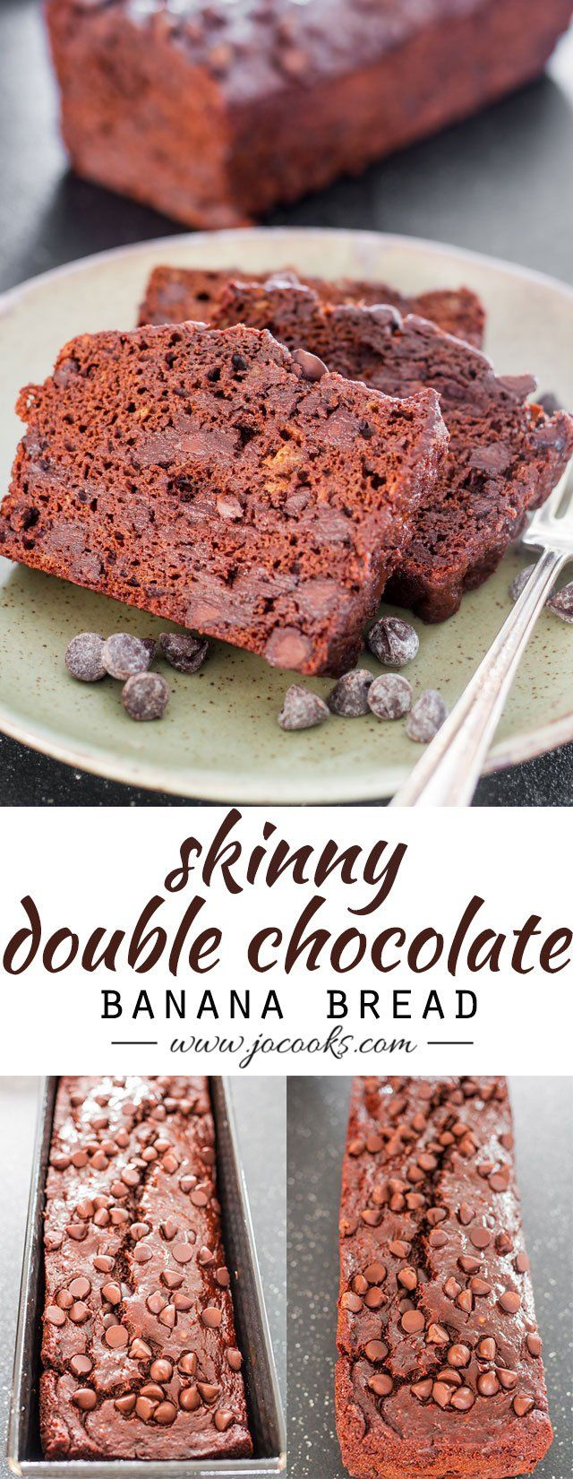 1000+ ideas about Skinny Banana Bread on Pinterest | Low ...