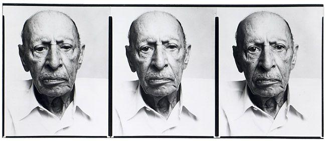Richard Alvedon. Triptych method.