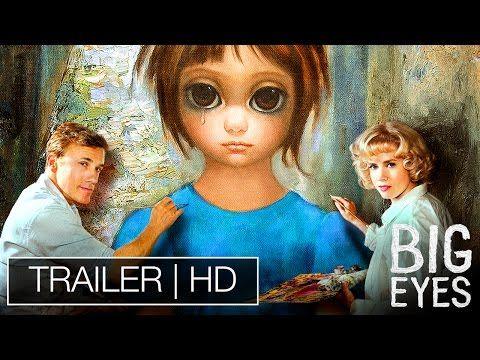 Big Eyes, il trailer - 4ARTS | 4ARTS