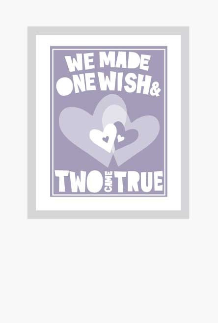 I MUST HAVE THIS! TWINS Baby Nursery Quotes about Twins Poster Fine Art Print. $18.00, via Etsy.