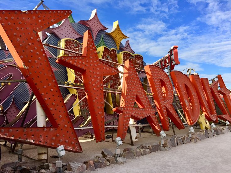 Have you been curious about the popular Neon Museum in Las Vegas, Nevada? I visited and wrote about the walk down memory lane of Vegas!
