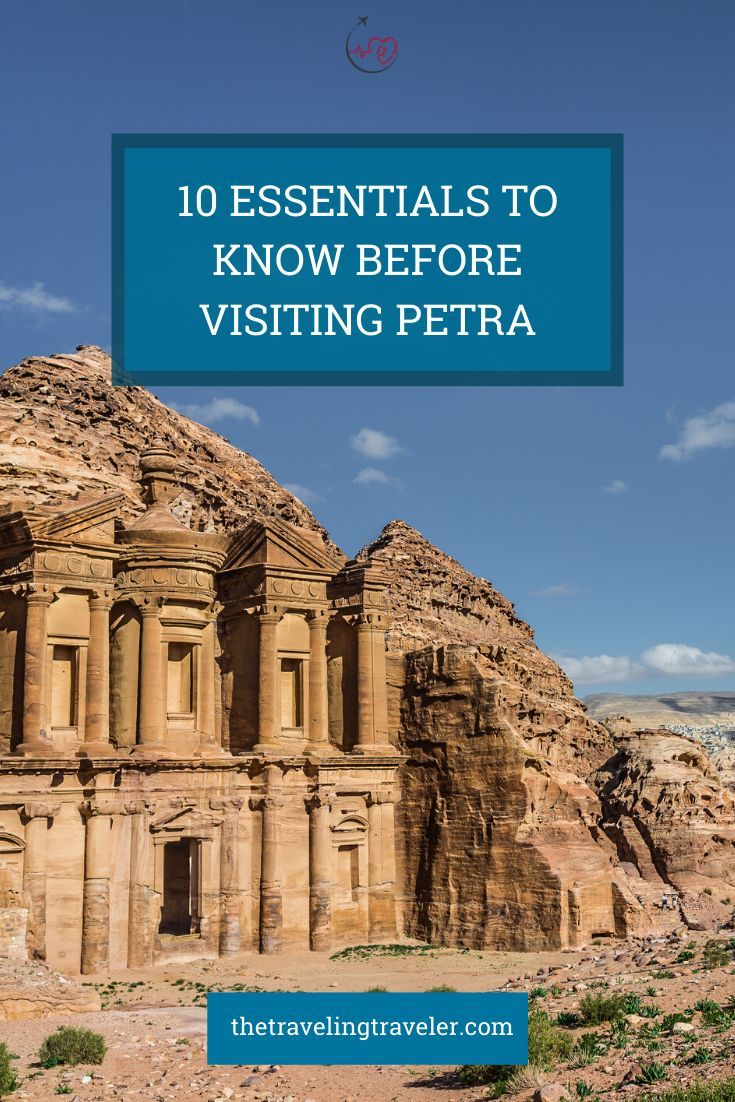 10 Essentials To Know Before Visiting Petra Travel Petra Tours