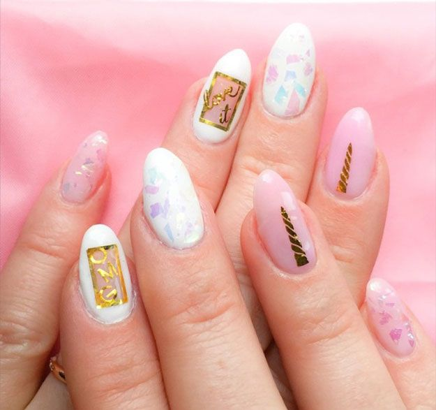 Pro Nail Designs: 17 Best Images About Pink Nails On Pinterest