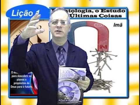 O Arrebatamento da Igreja – Ev. Luiz Henrique - EBD na TV - EBDWeb