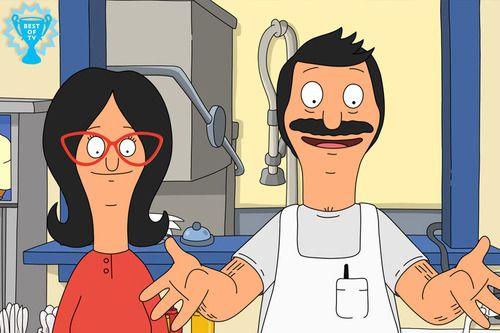Bob's Burgers: Linda and Bob