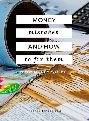 My money mistakes and how I'm fixing them: personal finance, credit cards, car loans