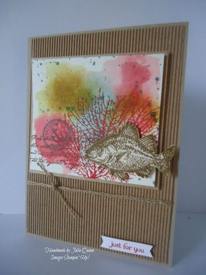 handmade by Julia Quinn - Independent Stampin' Up! Demonstrator: Everyday at CASEING the Catty