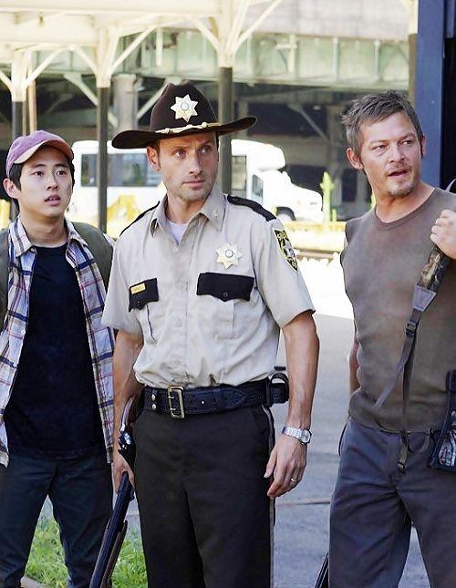 "The Walking Dead, Season 1, Episode 4: ""Vatos"""