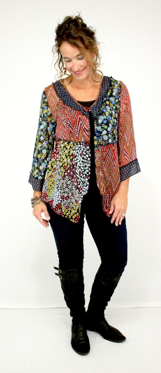 Autumn Breeze Jacket - Hand Jive Store