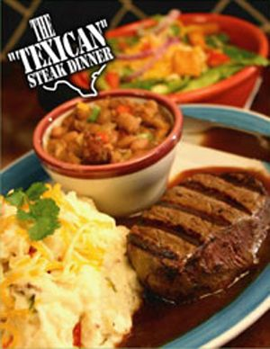 """""""The Texican"""" - at Fresco's in Burleson"""