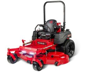BigDog® Diablo MP premium commercial ZTR zero turn mower offers smoothest steering and commercial grade decks backed by industry leading 2,500 hours limited warranty.