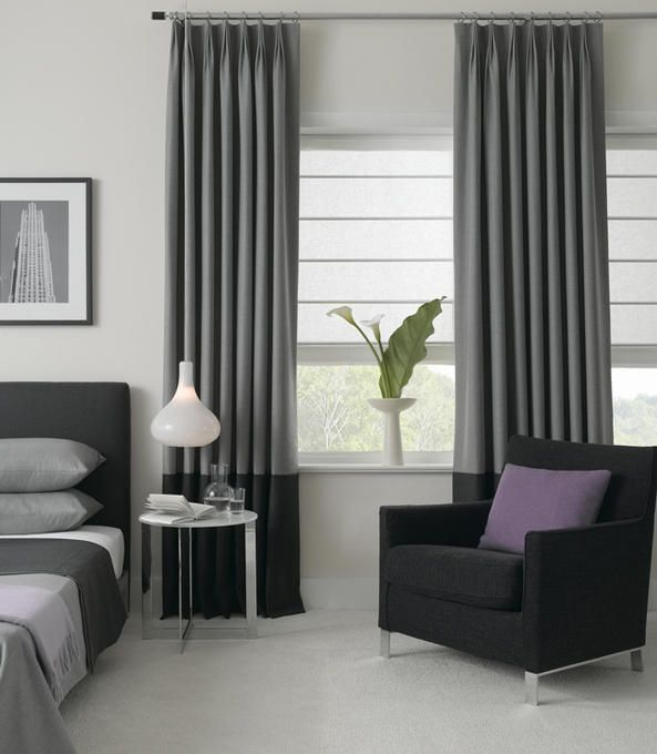 Vorhang Aufhängen Modern Image Result For Modern Rooms With Window Treatments | Rob
