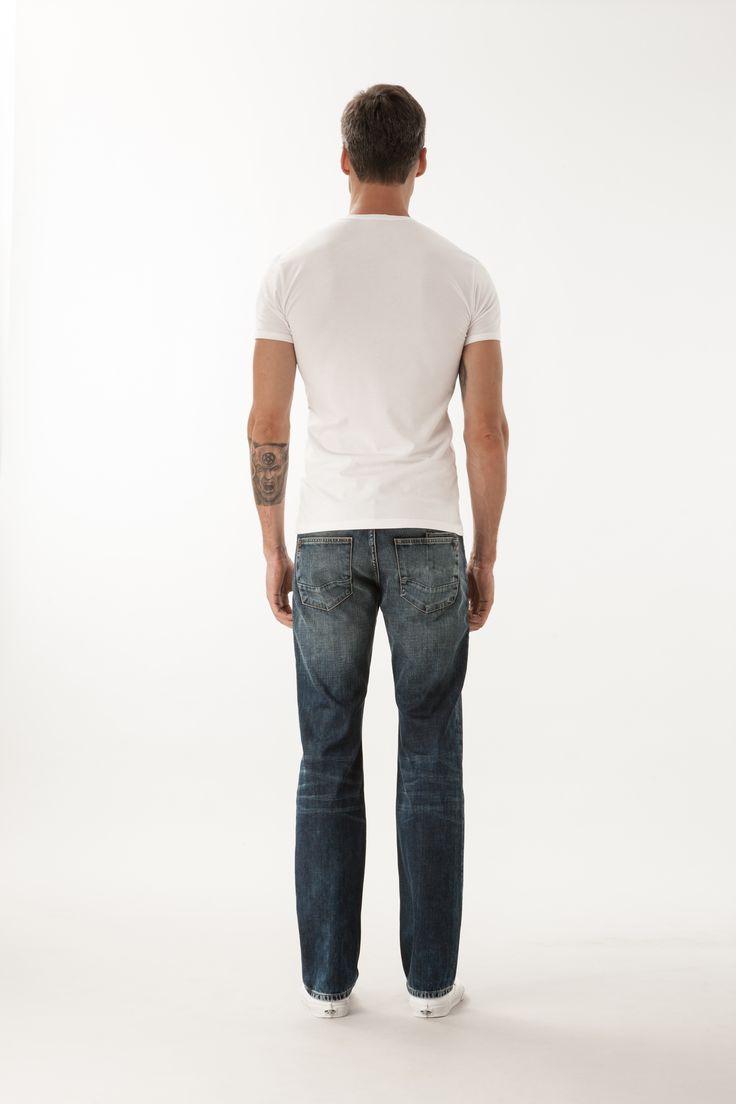 Antonio / Relaxed Fit #denim #CrossJeans