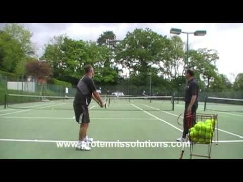 Improve tennis serve - tips and drills - serve like federer murray