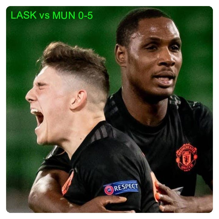 Lask Vs Manchester United 0 5 Highlights Download Video In 2020 Manchester United Europa League Football Highlight