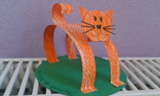 3D cat craft