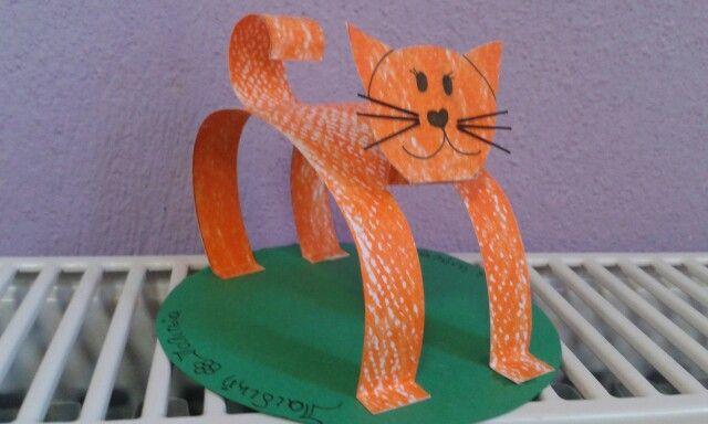 3D cat craft