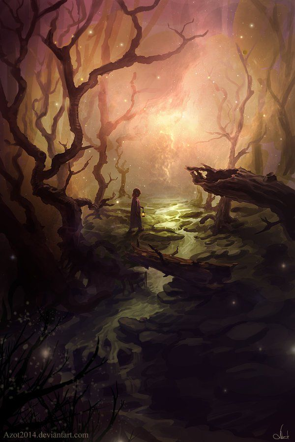 Weekly Fantasy Fix: Fantasy Art Wednesday | Allison D. Reid