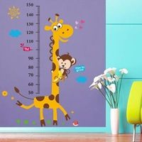 Best Selling mural children hight home decor vinilo decorative child sticker adesivos decorativos wholesale