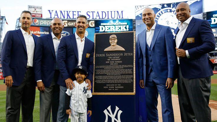 Derek Jeter Era Yankees among franchise's best