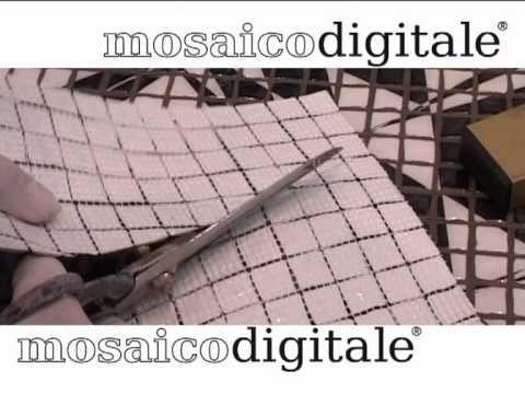 Montaggio #Mosaico #Digitale