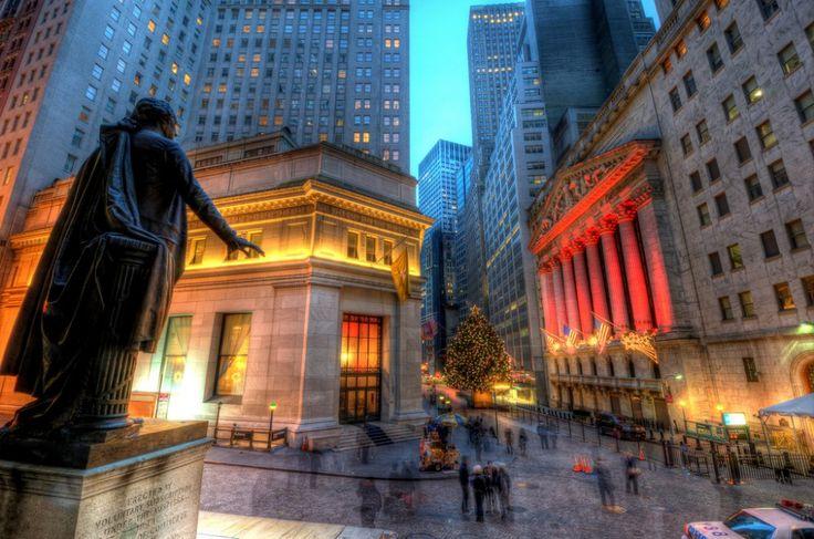 Las 10 #calles más famosas del mundo |#WallStreet, #NuevaYork.