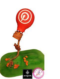 Pinterest Cake!